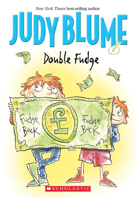 bloom books fudge by judy blume scholastic