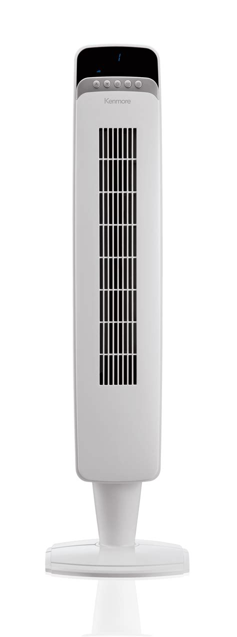 oscillating fans for sale kenmore 35040 40 quot digital tower fan white shop your
