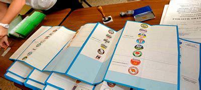 ministero interno dati elettorali affluenza amministrative 2011 termometro politico