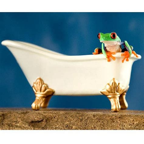 bathroom art frog and bathtub wall art bath tub