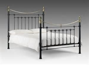 Black Bed Frame Cheap Cheap Julian Bowen Black Metal Bed Kd Beds