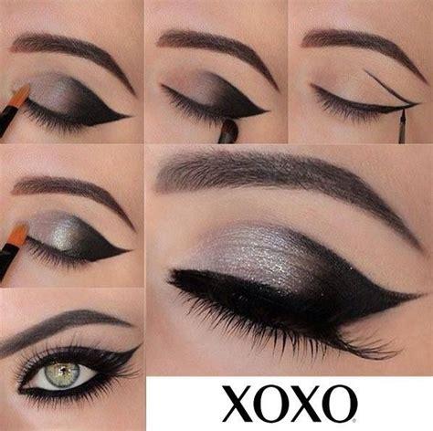 tutorial make up ochi caprui cele mai bune 25 de idei despre machiaj pentru ochi pe