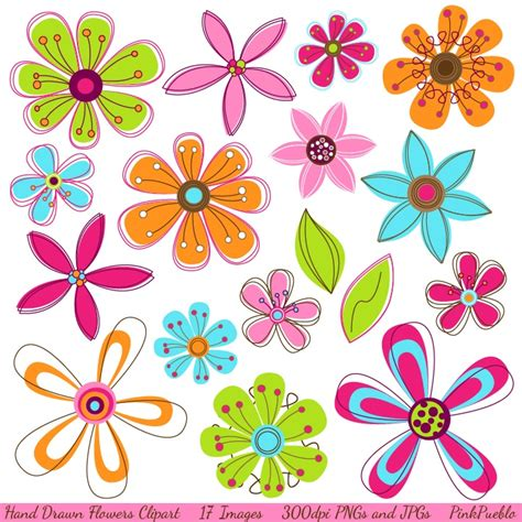 Printable Pictures Of Flowers