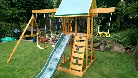 meadowvale swing set the meadowvale climbing frame from selwood climbing