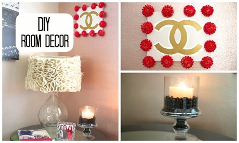 how to make easy room decorations diy room decor simple