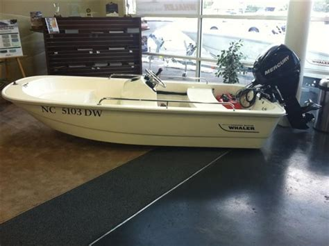 used boston whaler boats for sale in north carolina boston whaler 11 sport 2012 used boat for sale in