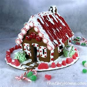 christmas gingerbread house my honeys place