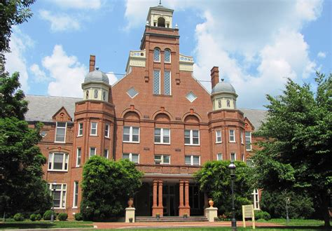 Virginia Tech Mba Acceptance Rate by Randolph College Admissions Sat Scores Admit Rate
