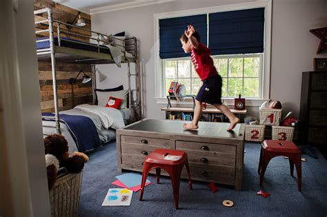 vintage sports boys room project nursery rh baby child industrial vintage boy s room makeover