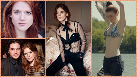 Emilia Clarke Game Of Thrones by Rose Leslie Ygritte Of Game Of Thrones Rare Photos