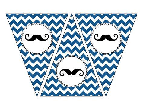 printable mustache birthday banner mustache banner printable mustache party paper trail
