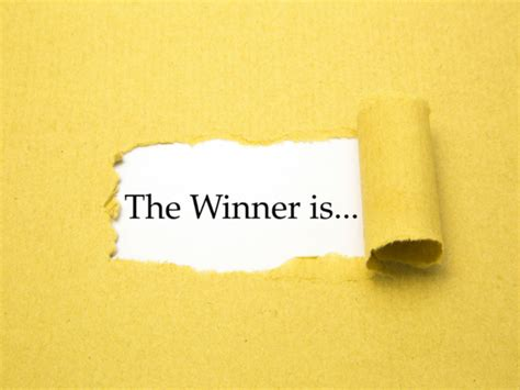 And The Winner Is by The Winner Is Kerri Zastrow Be Leaderly