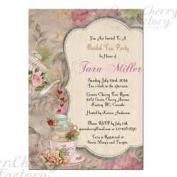 printable high tea invitations craft ideas my and tea