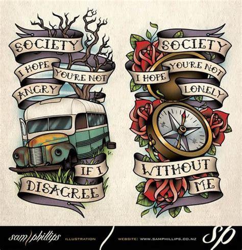 sam phillips tattoo designs sam phillips flash