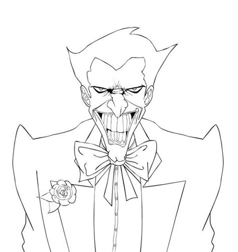 coloring book pages from pictures joker coloring pages coloringsuite