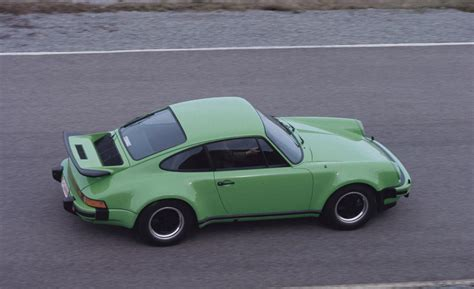 Porsche 911 Turbo 1975 by Car And Driver