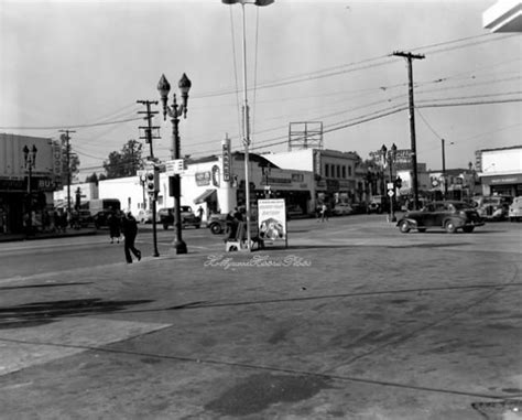 lighting stores in san fernando valley north hollywood 1946 historic photos pinterest san