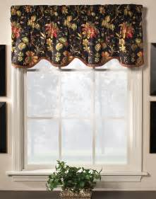 Imperial Valance Felicite Valance Creme Waverly Waverly Curtains