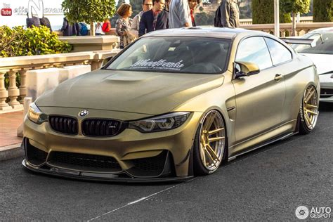 Bmw M4 Performance by Bmw M4 F82 Coup 233 Z Performance 3 September 2016 Autogespot