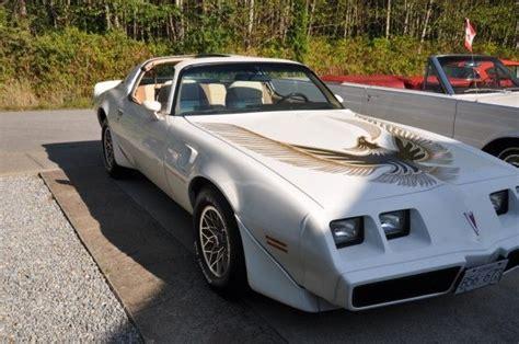 Pontiac Firebird Se 1981 Pontiac Firebird Trans Am Coupe Se 4 9 Litre