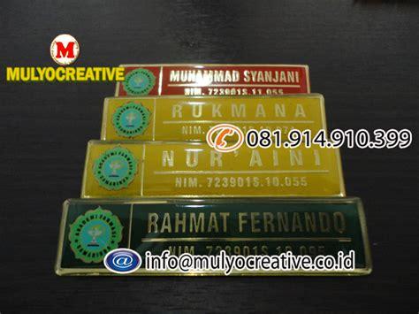 Magnet Name Tag Bulat Nama Dada Magnetic D17mm pesan papan nama dada pesan name tag dada pesan nama magnet pesan name tag lencana pin