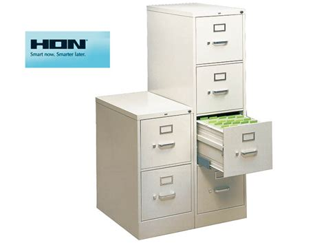 Hon 310 Series Vertical File Techno Office Furniture Hon 310 Series Vertical File Cabinet