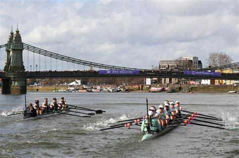 boat race crews 2016 boat race 2017 date start time course oxford cambridge