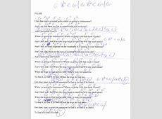 Plush (Stone Temple Pilots) Guitar Chord Chart | Guitar ... Jamey Johnson Songs Youtube