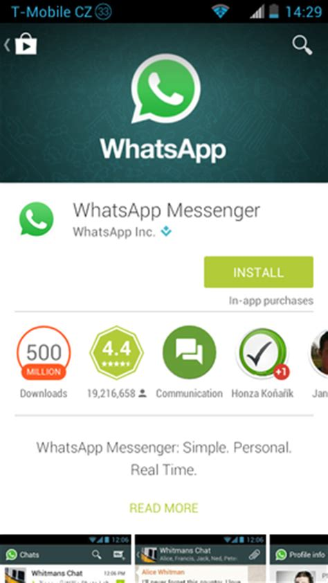 how to install whatsapp on android transfer whatsapp chats from phone to phone