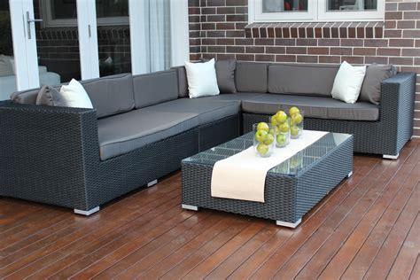 modular patio furniture gartemoebe modular outdoor wicker furniture