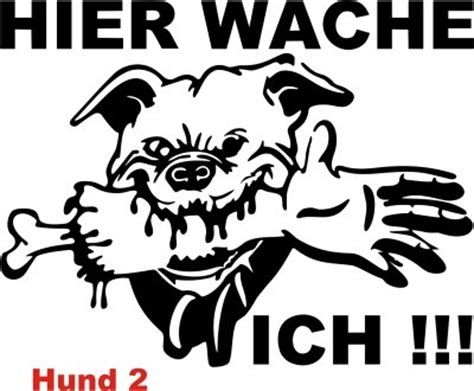 Aufkleber Hunde Willkommen by Hunde Warnschild Aufkleber Hundeaufkleber Vorsicht Hund Ebay
