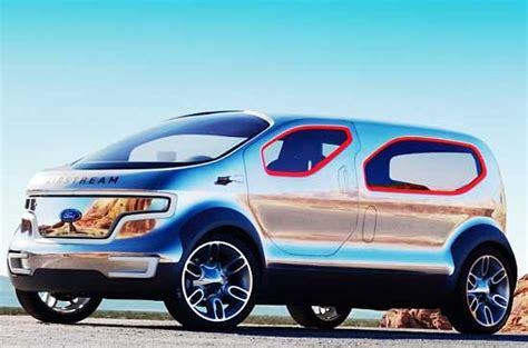 Ford Airstream Hybrid Comfort by Future Cars Future Technology 500