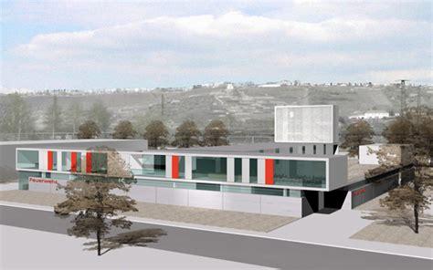 Architekt Radebeul by Rettungszentrum Radebeul Pussert Und Kosch Architekten