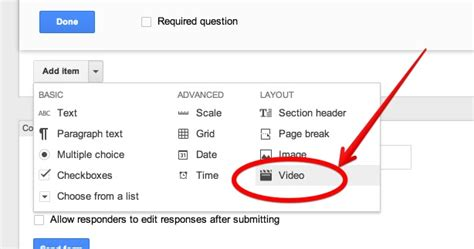 google forms tutorial for teachers educational technology and mobile learning teachers