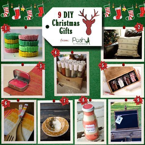9 charming diy christmas gift ideas posh in progress