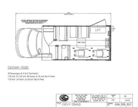 bus motorhome floor plans bus conversion floor plans 209 remodeled school bus