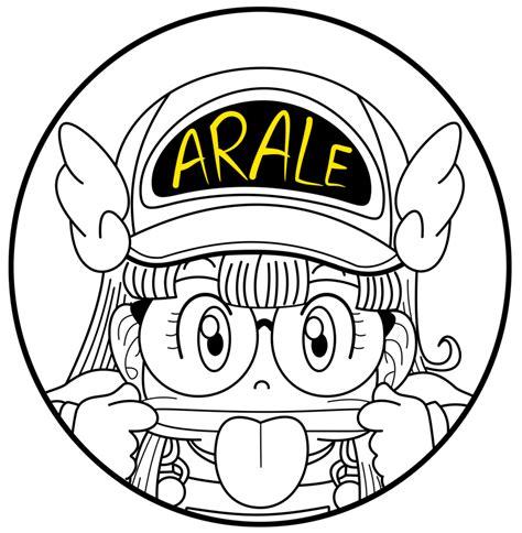 Dr Slump Arale Set 03 Kidslogic 12 chan nn adanih