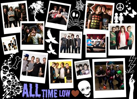 toxic all time low all time low polaroids by toxicvalentine143 on deviantart
