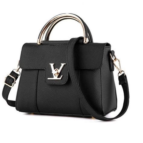 Tas Import Korea 80454 Black jual beli vicria tas branded wanita korean high quality bag style black april 2018