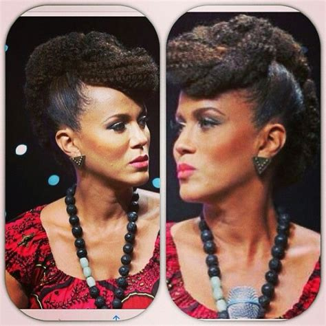 nicole ari parker braided hairstyles 417 best images about hair love on pinterest protective