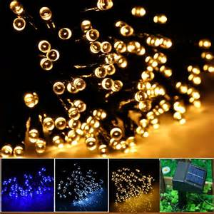 Outdoor Christmas Lights New And Incredible Innovations Best Solar Powered Garden Lights Review