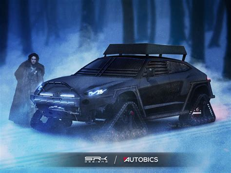 lamborghini urus 6x6 cars that characters from of thrones would drive