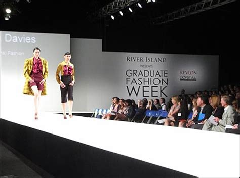 Graduate Fashion Week Somerset College by Somerset Somerset Students Shine On Catwalk