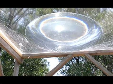 Solar Len by Solar Water Aqua Lens With 1 3 Kilowatt Heat