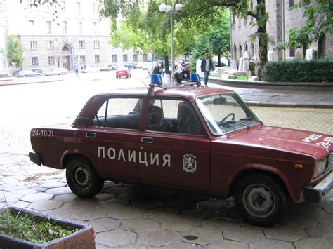 Lada Bulgaria File Lada 2107 Car Seen In Sofia Bulgaria