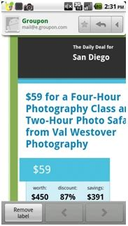 groupon site not mobile add to cart 5 ways to improve shopping on the mobile web