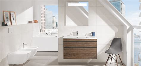 Bad Mit Dachschräge Bath A Sloping Roof Clever Use Of Space Villeroy