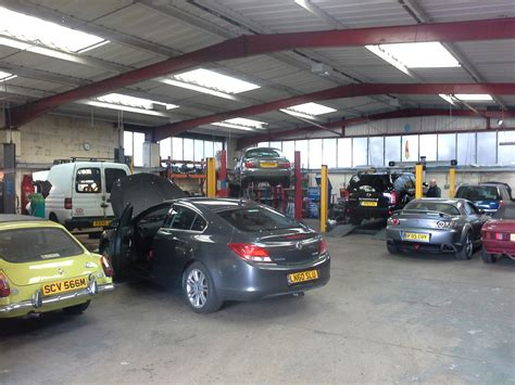 Mot Garages In Swindon by Automax In Swindon Approved Garages
