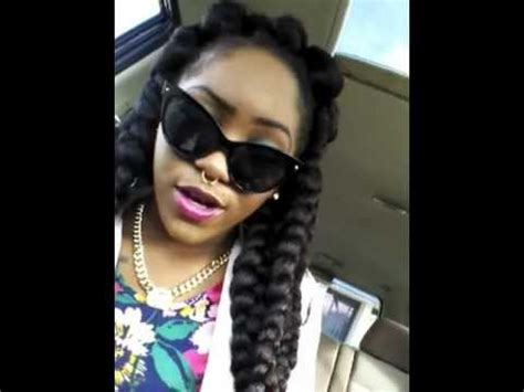 how to fo big poetic justice braids poetic justice braids youtube