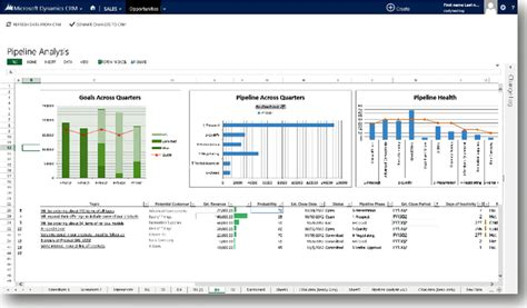 excel crm template what s new in microsoft dynamics crm 2016